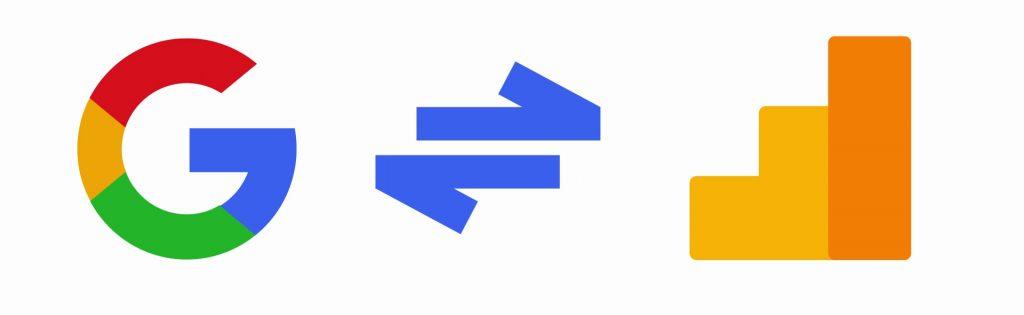 اتصال گوگل ادز و آنالیتیکس