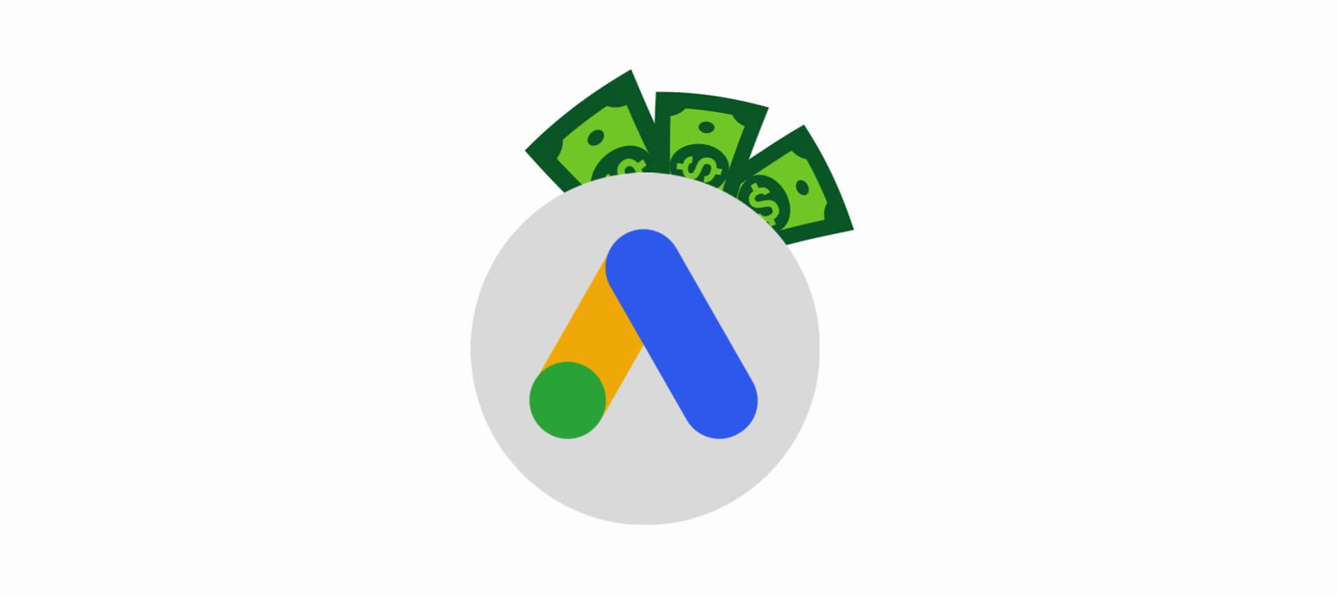 پرداخت های گوگل ادز