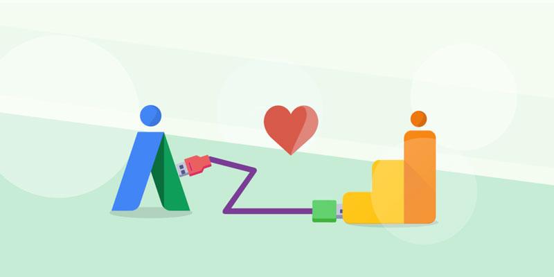 اتصال اکانت گوگل ادوردز به آنالیتیکس